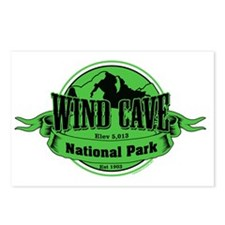wind cave 3 Postcards (Package of 8)