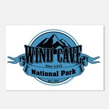 wind cave 4 Postcards (Package of 8)