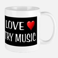 COUNTRY MUSIC Mugs