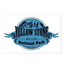 yellowstone 1 Postcards (Package of 8)