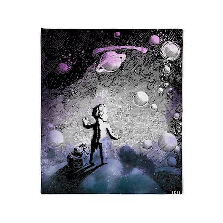 Starseed Galaxy Traveler | Throw Blanket