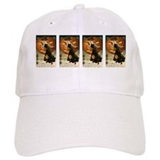 Victorian Halloween Cap