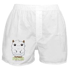 Scruffy the Yeti Boxer Shorts