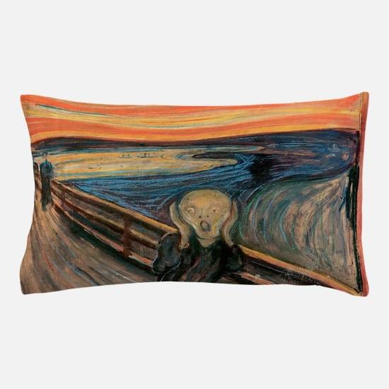 scream curtain Pillow Case