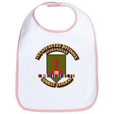 Army - 2nd ID w Afghan Svc Bib