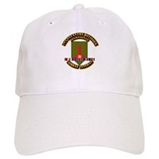 Army - 2nd ID w Afghan Svc Baseball Cap