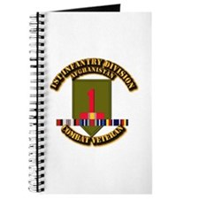Army - 2nd ID w Afghan Svc Journal