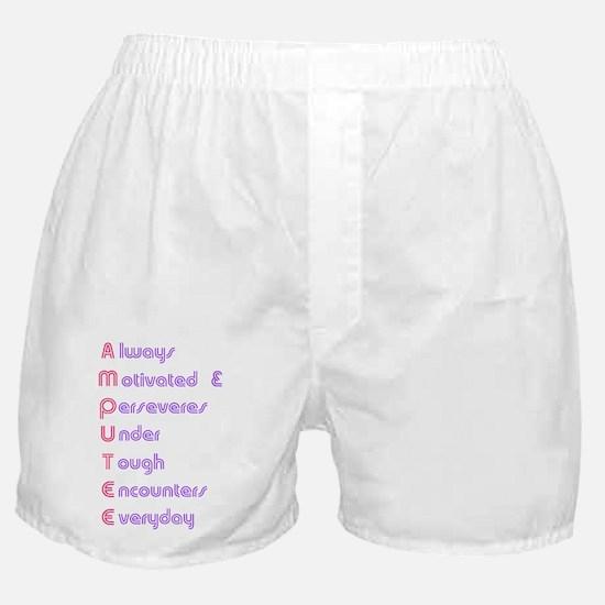 saying 15 Boxer Shorts
