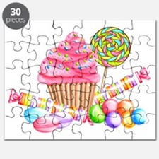 Wonderland Sweets Puzzle
