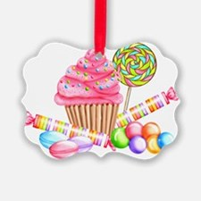 Wonderland Sweets Ornament