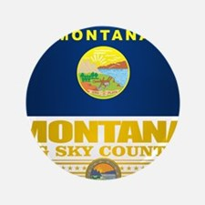"Montana Pride 3.5"" Button"