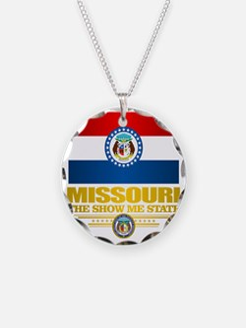 Missouri Pride Necklace