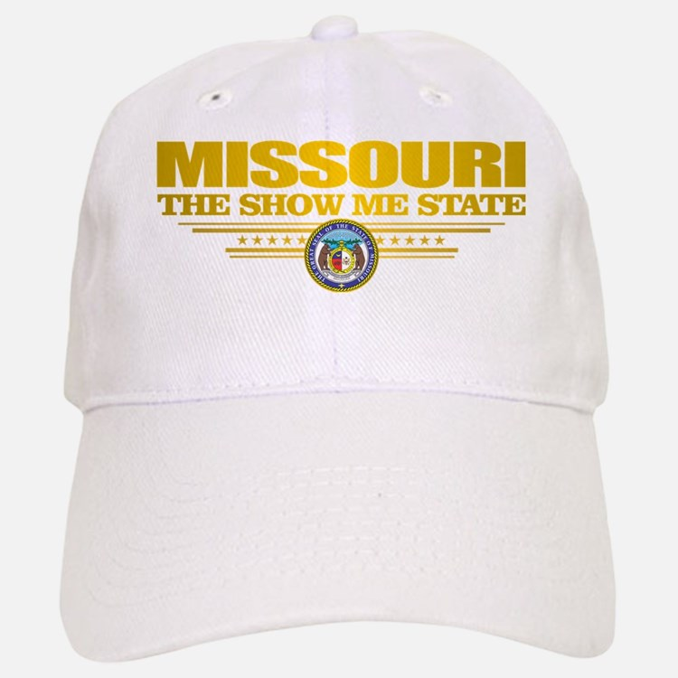 Missouri Pride Baseball Baseball Cap