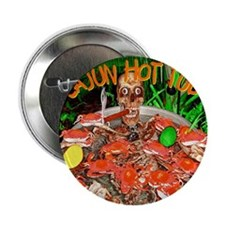 "cajun hot tub 2.25"" Button"