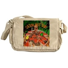 cajun hot tub Messenger Bag