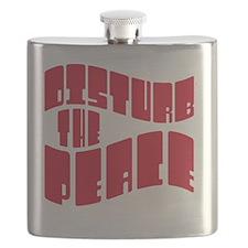 Disturb The Peace Flask