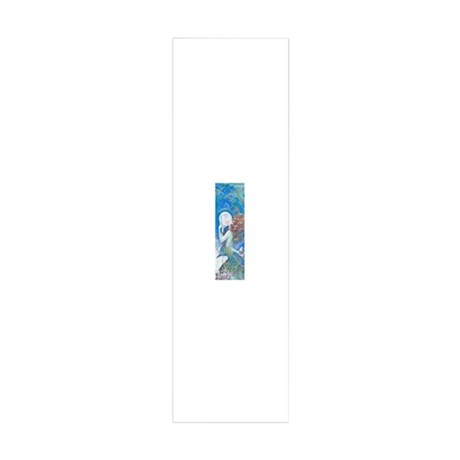 Sensual Clive Pearls Mermaid Gaia 36x11 Wall Decal