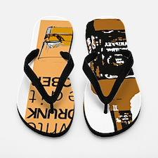 Edit Sober Flip Flops