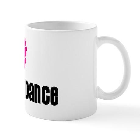 """""""Love 2 Dance"""" Mug"""