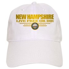 New Hampshire Pride Baseball Cap