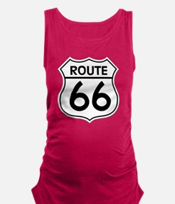 Route 66 Maternity Tank Top