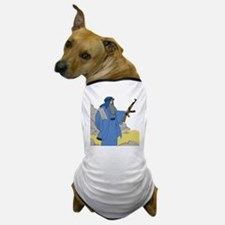 Guns N Moses Dog T-Shirt