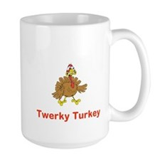 Twerky Turkey Mugs