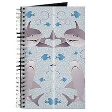 Sharks Swimming Journal