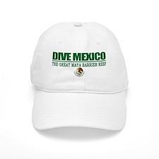 Dive Mexico Baseball Cap