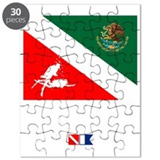 Dive Mexico Puzzle