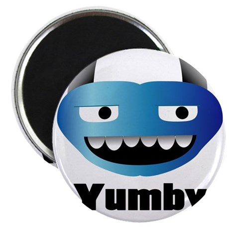 Monster Yumby Magnet