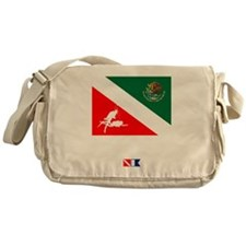 Dive Mexico Messenger Bag