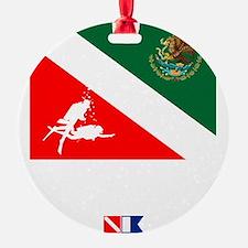 Dive Mexico Ornament