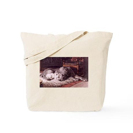 Irish Wolfhound Tote Bag