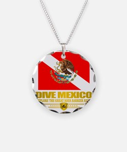 Dive Mexico 2 Necklace