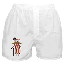 Fancy Bacon Boxer Shorts
