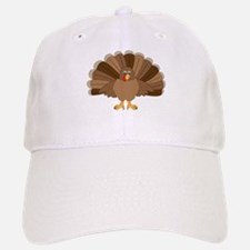 Thanksgiving Turkey Baseball Baseball Baseball Cap