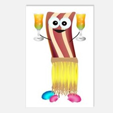 Bahama Bacon Postcards (Package of 8)