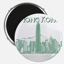 HongKong_10x10_v1_Skyline_Central_Black_Blu Magnet