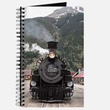 Steam train engine Colorado, USA 4 Journal