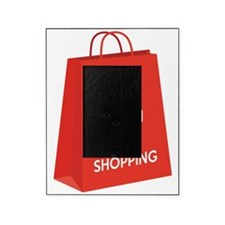 Keep calm and go shopping (bag2) Picture Frame