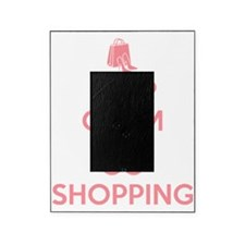 Keep Calm and Go Shopping Picture Frame