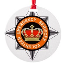 Emergency Service Volunteers Ornament