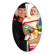 2013 Graduation Regalia Decal