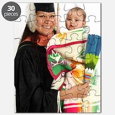 2013 Graduation Regalia Puzzle