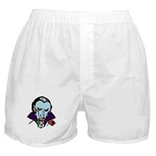 Dracula with Rose Boxer Shorts