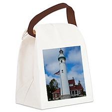 Seul Choix Canvas Lunch Bag