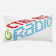 Ctrl Alt Radio Main Logo Pillow Case