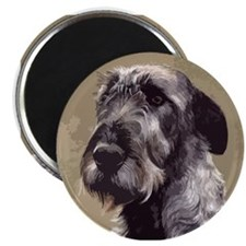 Irish Wolfhound Magnet