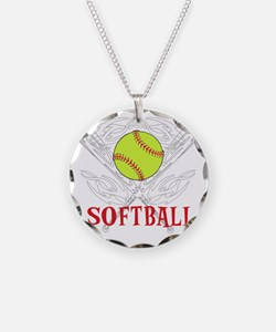 Softball Tribal Necklace